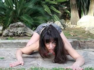 Agatha Fox Jungle Photo