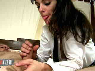 Agatha Foxx Terry Handjob Photo