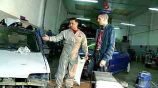 Fixing the car and paying for it  photo 01
