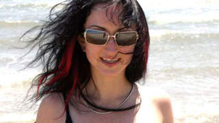 Pornstar brunette with big tits Ana Ma...photo 3