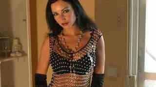 Pornstar brunette with big boobs Ana M...photo 3