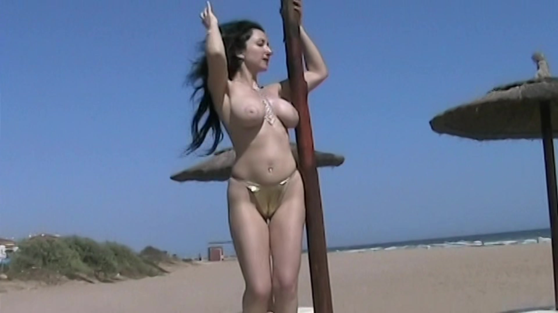 Ana martin big boobs and barbara fucked in kitchen a75