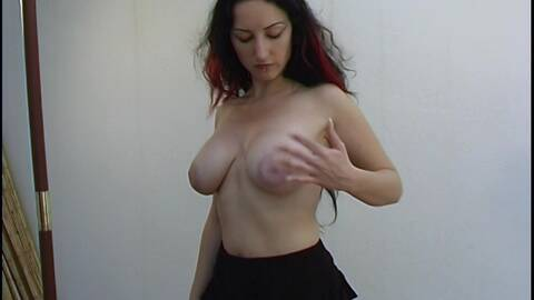 Pornostar brunette with big boobs Ana ...photo 3