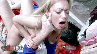 Anita needs some unclogging  photo 15
