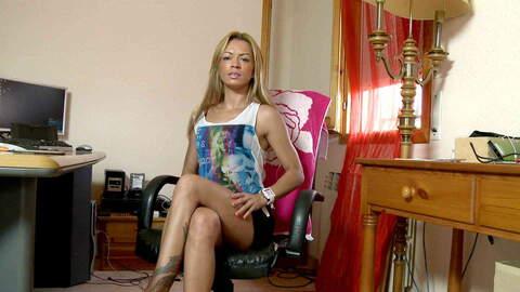 Pretty blonde Anita doing a strip live...photo 1