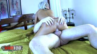 Baby Reed Terry A new blond is getting introduced to porn