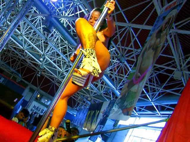 Lidya Rouge at FICEB 2010  photo 05