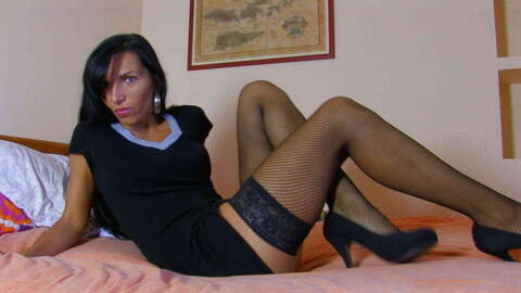 Lovely wife arab brunette Bettina Kox ...photo 1