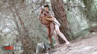 Порно safari