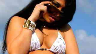 Nice petite Carla Cruz doing a strip o...photo 3
