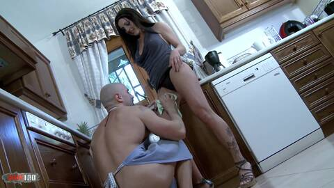 Lover or housekeeper? Which do you prefer?