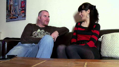 Video interview porno with Carol Veg...photo 1