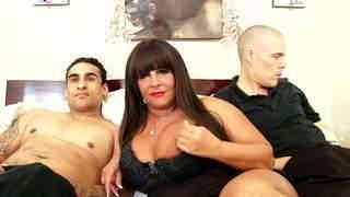 Porn video :   Cassidy Threesome photo 01