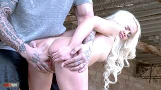 Cindy Sun Rob Diesel THE VICKING FUCKS THE BLOND FINN