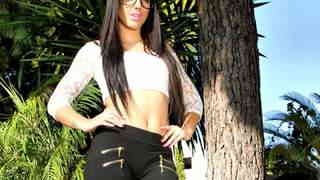 Horny claudia sanchez getting