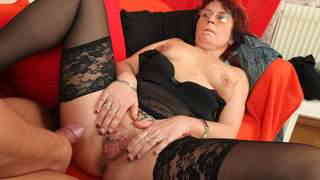 Old slut likes young and big cocks  photo 13