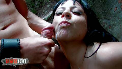 MILF shows up to fuck with Leo photo 4