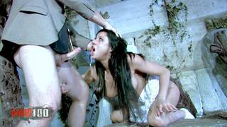 Damaris Terry The exorcism of Damaris!