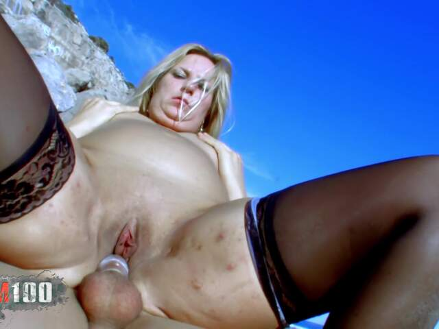 Fat milf gonna be shaked by the best friend of her son  photo 09
