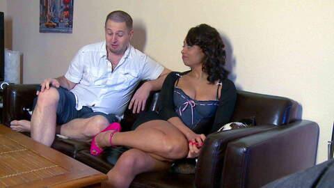 Video interview porno with Dunia Monte...photo 4