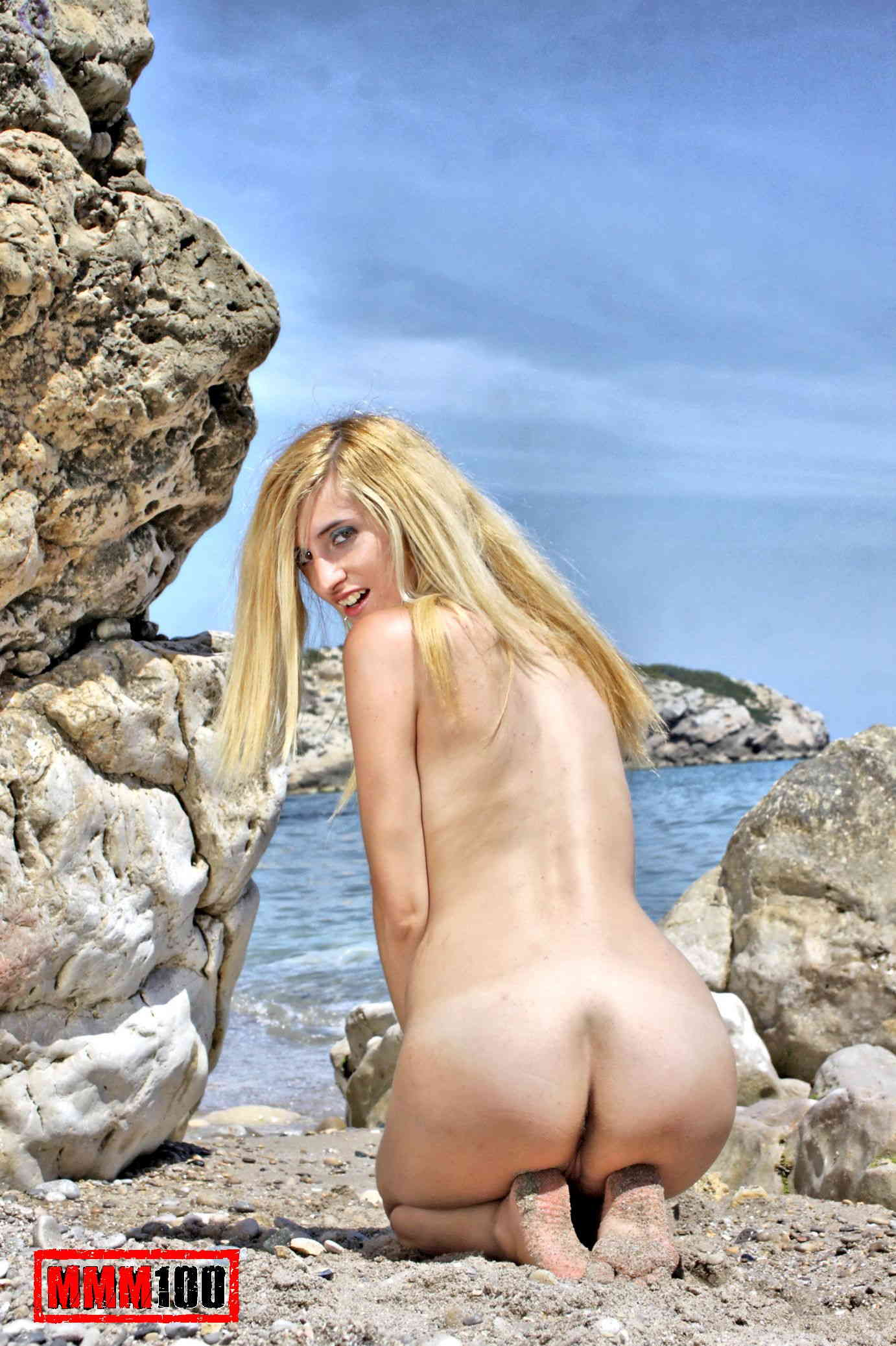 Huge boobs blonde eli tetona hq - 2 part 3