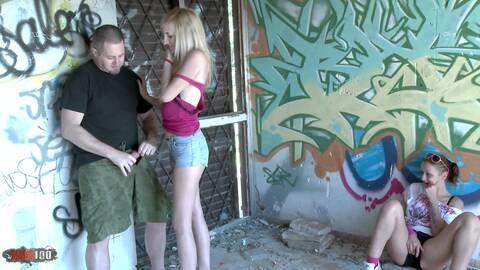 Quite a lucky couple  photo 1