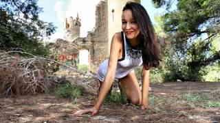 Pornstar brunette Francys Belle dancing and stripping   photo 05