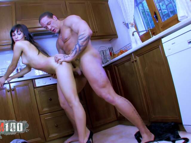 Porn video :   Gabrielle Neva Rob Diesel photo 09