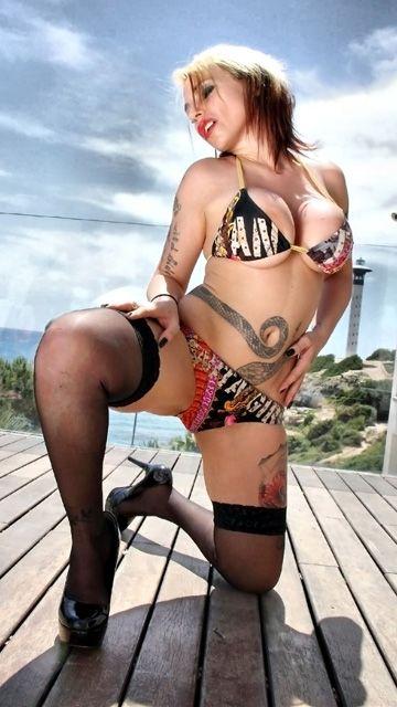 Gina Snake Free Sexy Photo #031