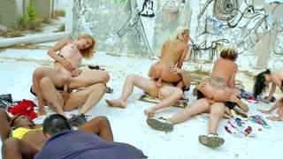 Culanta : the total orgy !   photo 04