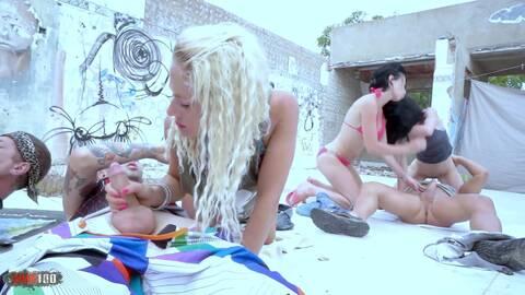 Culanta : the total orgy !