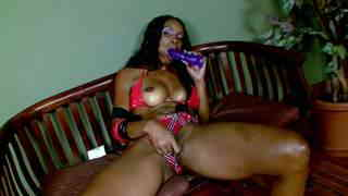 Horny ebony with big boobs Hypnotiq removing clothes   photo 06