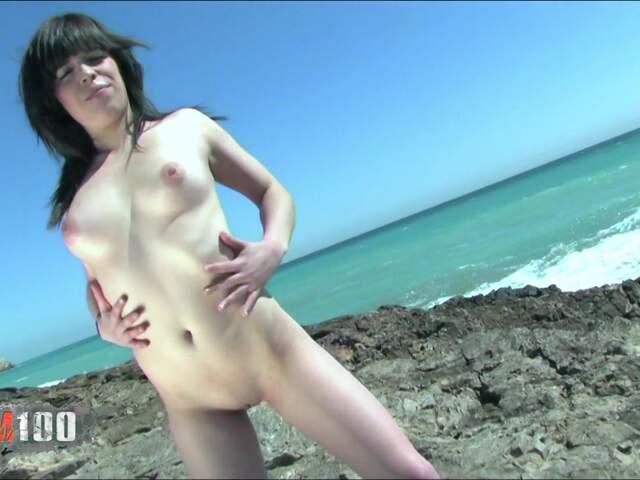 Sexy video :   Ina Cherry Beach photo 11