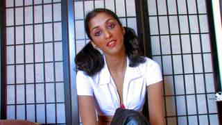Video interview porno with Indiana Fox   photo 01