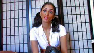 Video interview porno with Indiana Fox   photo 02