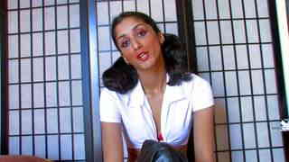 Video interview porno with Indiana Fox   photo 03