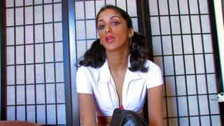 Video interview porno with Indiana Fox   photo 04
