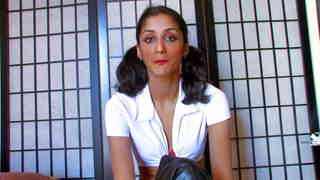 Video interview porno with Indiana Fox   photo 05