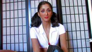 Video interview porno with Indiana Fox   photo 09