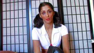 Video interview porno with Indiana Fox   photo 11