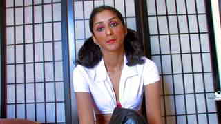 Video interview porno with Indiana Fox   photo 12