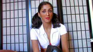 Video interview porno with Indiana Fox   photo 13