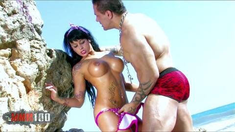 Jenny is back for a memorable sex mome...