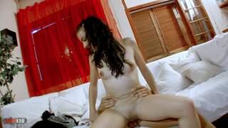 Jordanne Kali Casting Hard