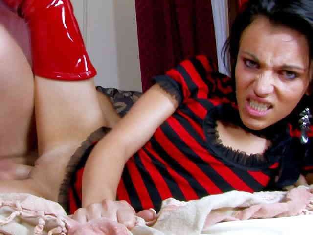 Sextape of the young, fresh but very nasty yet Jordanne Kali  photo 07
