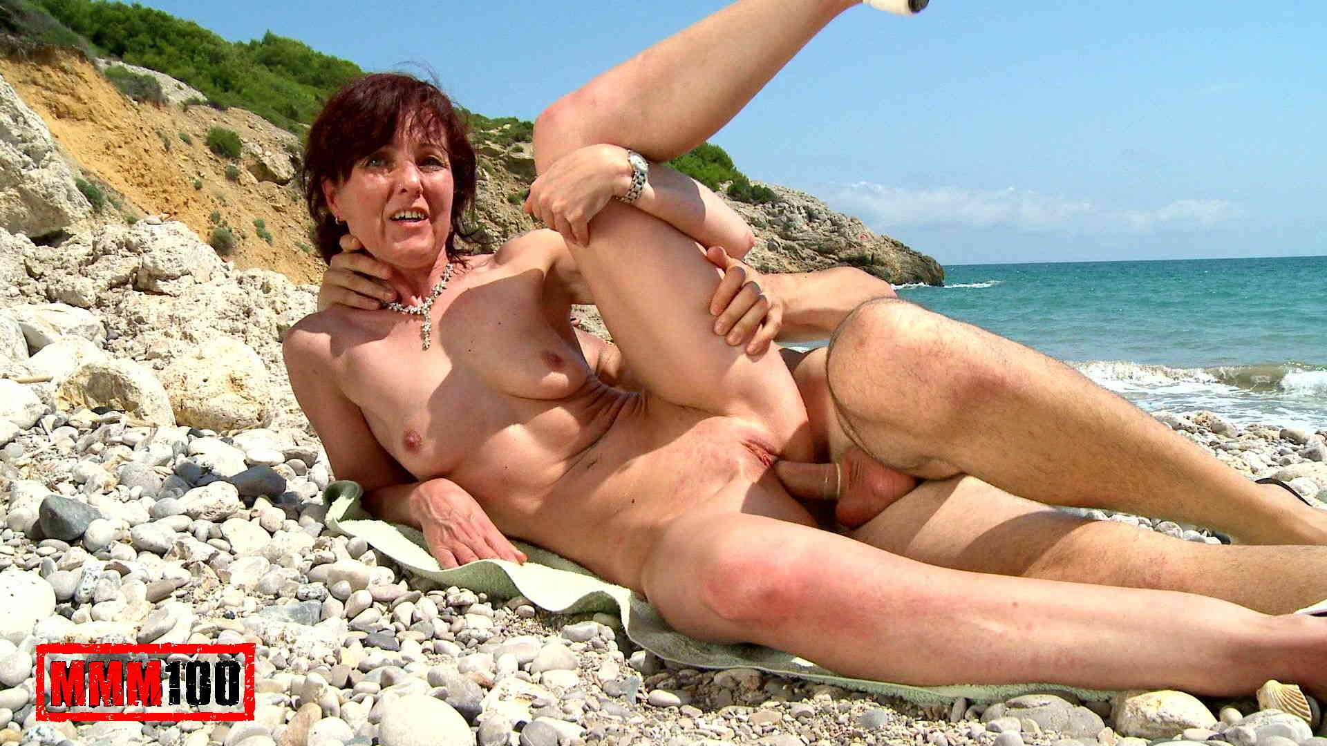 Join. And Sexy milf french beach can