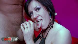 Bigtits milf dismonted by a brute photo 3