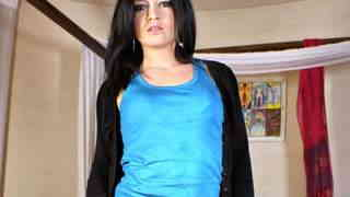 Pornostar little brunette Lana Fever s...photo 1