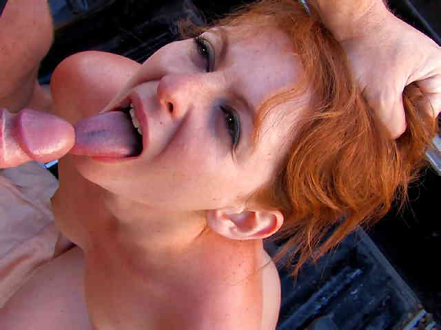She has to fuck with the boss if she wants to keep her job.  photo 16