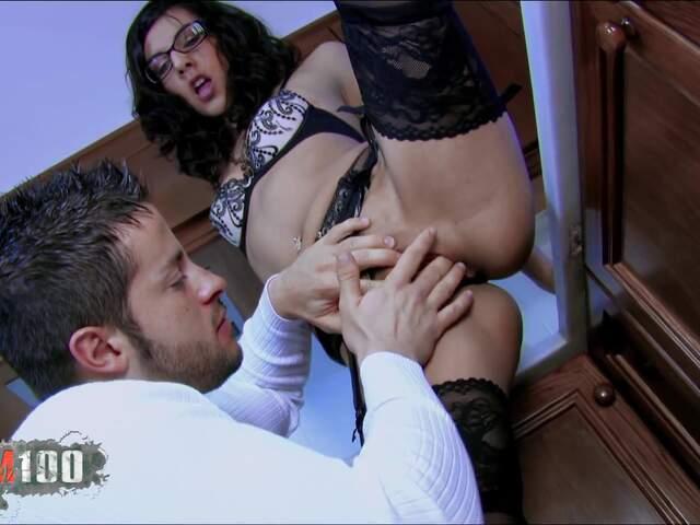 Porn video :   Lou Charmelle Nick Moreno photo 03